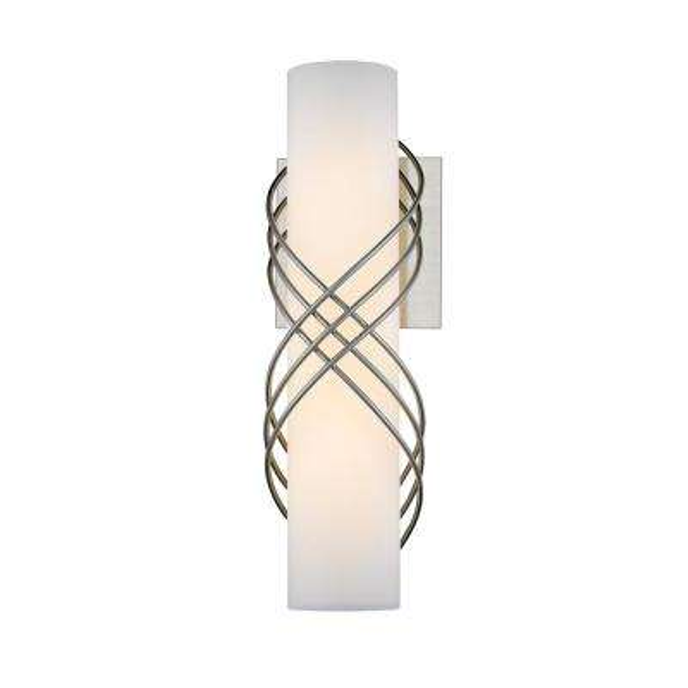 Juliette 15-Watt Pewter Integrated LED Bath Light