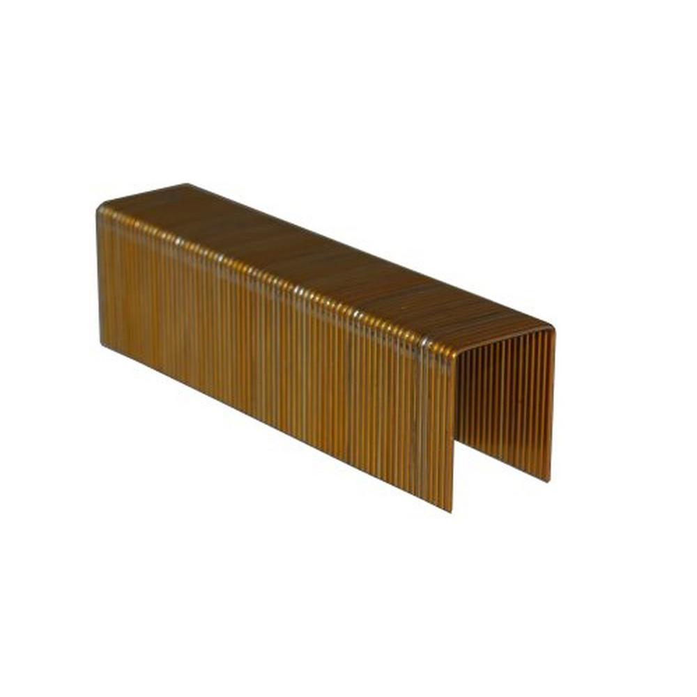 SpotNails Senco-Hitachi Style 5/8 in. 16-Gauge 1 in. W Crown Galvanized Staples (10,000-Piece)