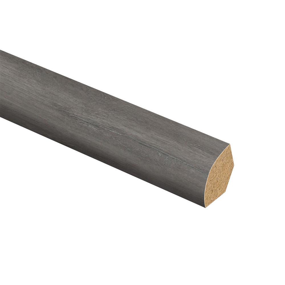 Briar Hill Oak 5/8 in. T x 3/4 in. Wide x 94 in. Length Laminate Quarter Round Molding