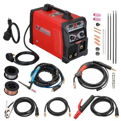 Century 90 Amp FC90 Flux Core Wire Feed Welder and Gun, 120V-K3493-1 on