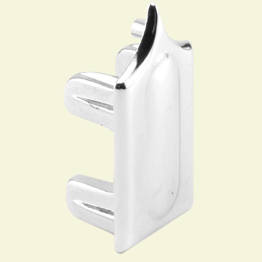Chrome Headrail End Plug