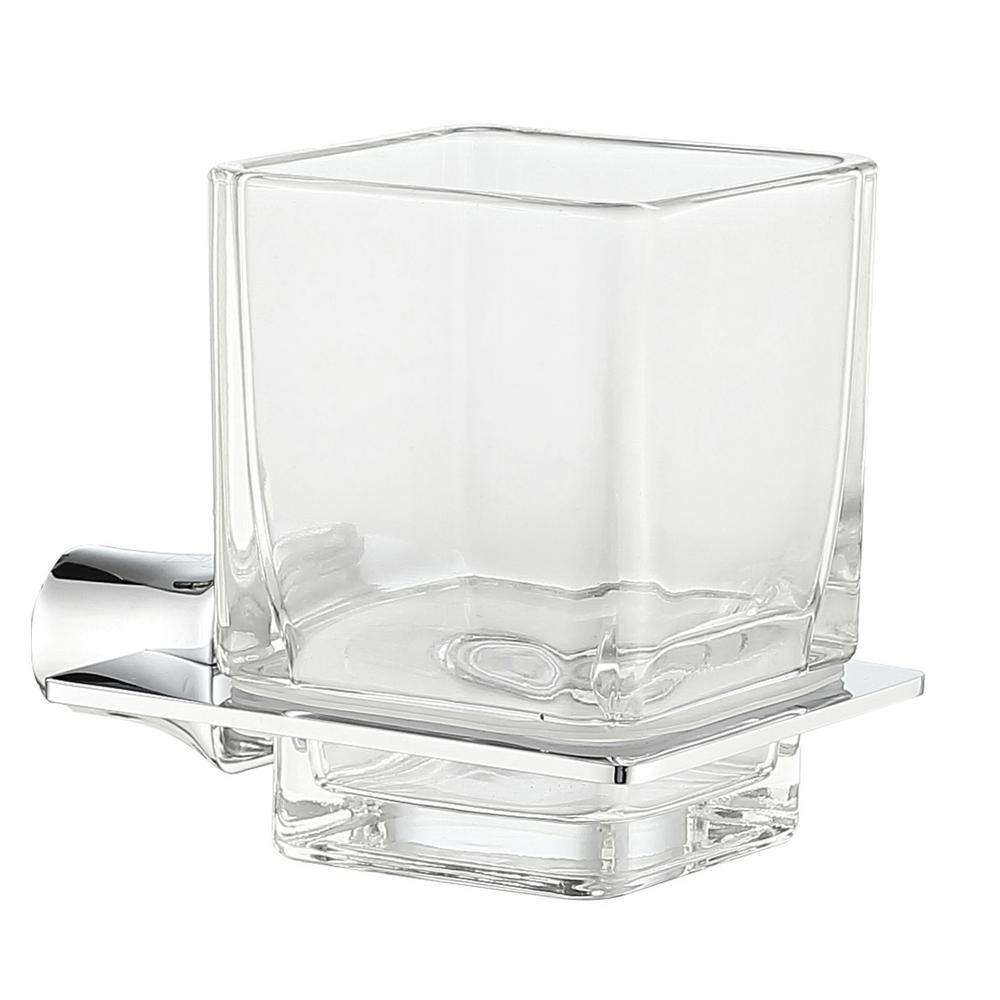 Anzzi Essence Series Toothbrush Holder In Polished Chrome