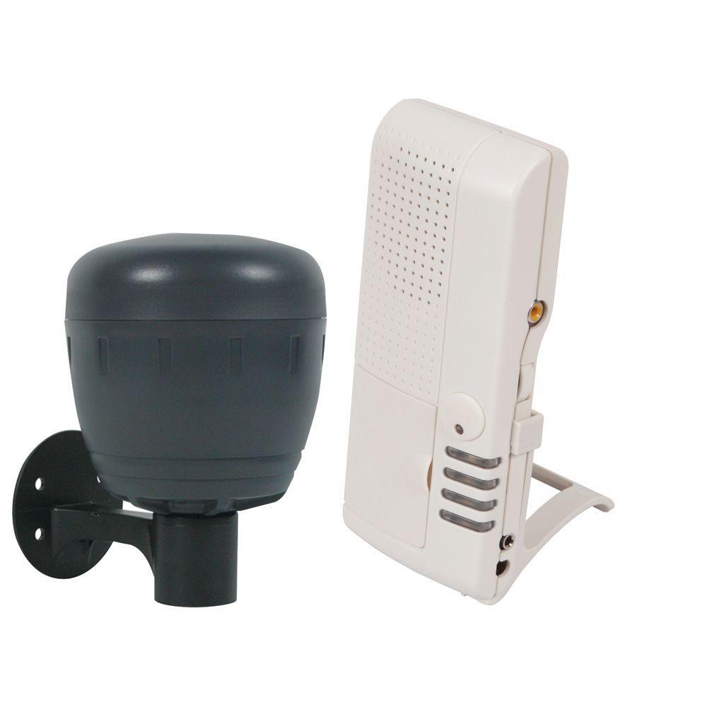 Wireless Motion Sensor for Battery Operated Transmitter w...