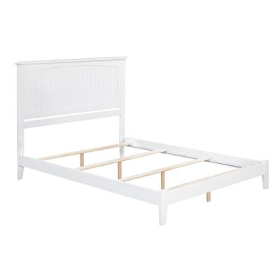 Nantucket White King Traditional Bed