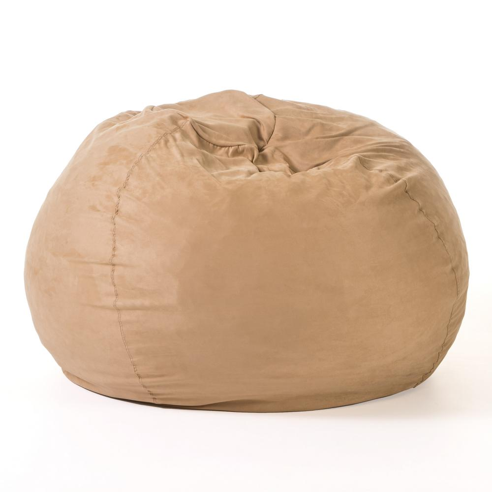 Le House Bates Tuscany Suede Bean Bag Cover