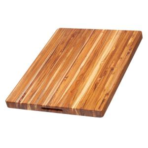 Click here to buy Teakhaus Wooden Cutting Board by Teakhaus.