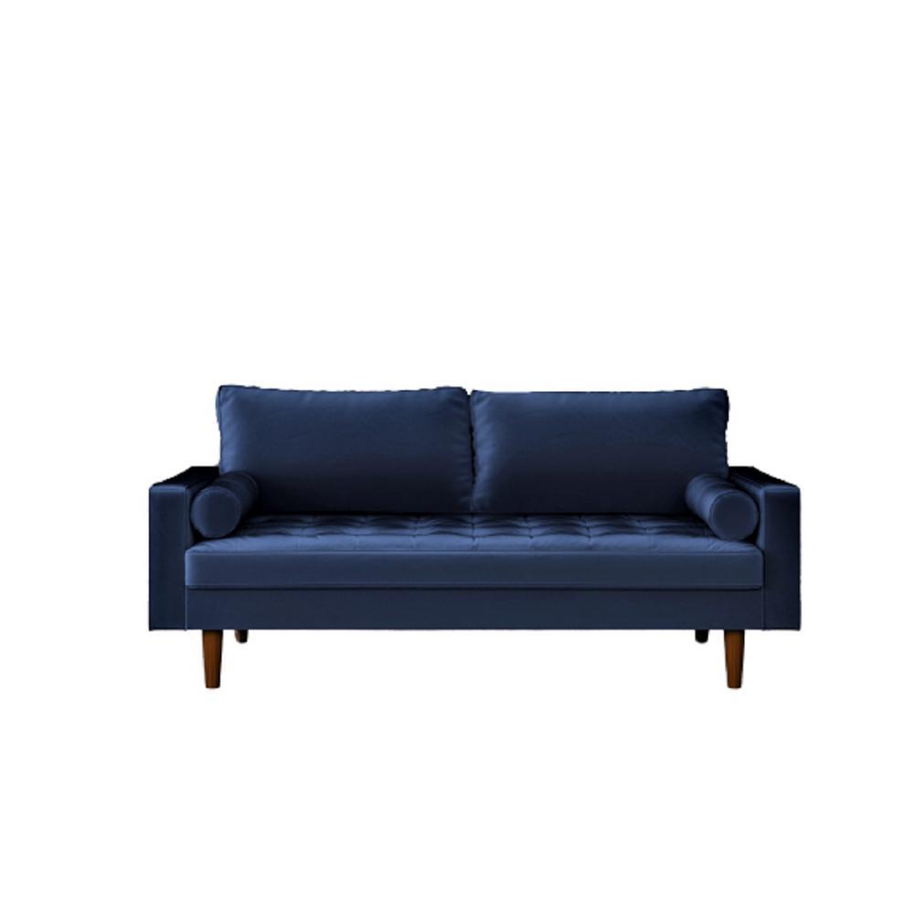 Womble Blue Sofa Space
