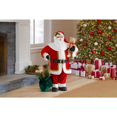 Christmas Figurines Indoor Christmas Decorations The Home Depot
