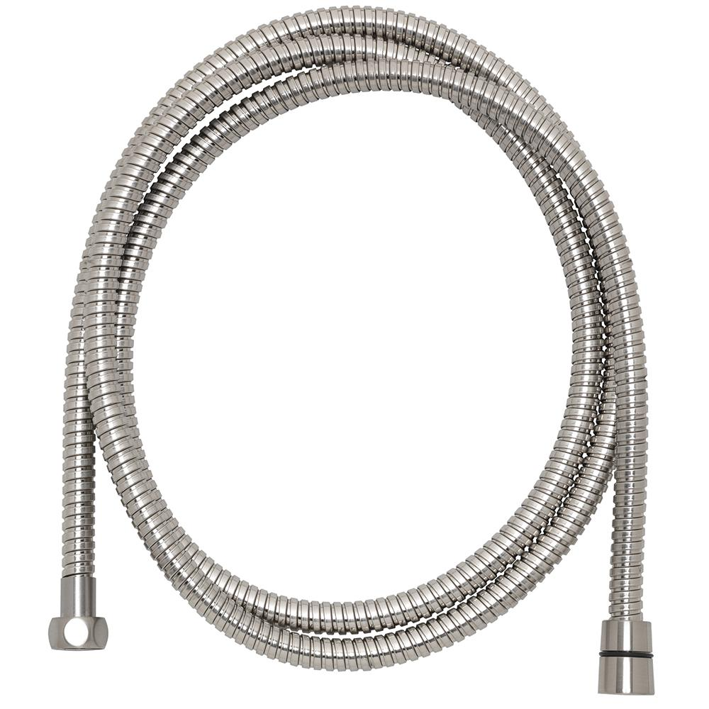 Replacement Shower Hose, Brushed Nickel