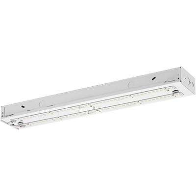 PCIOS Collection 26-Watt White Integrated LED Area Light