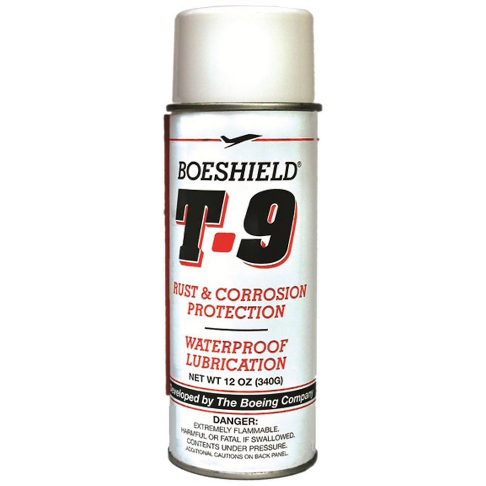 Boeshield 12 oz. Aerosol Lubricant