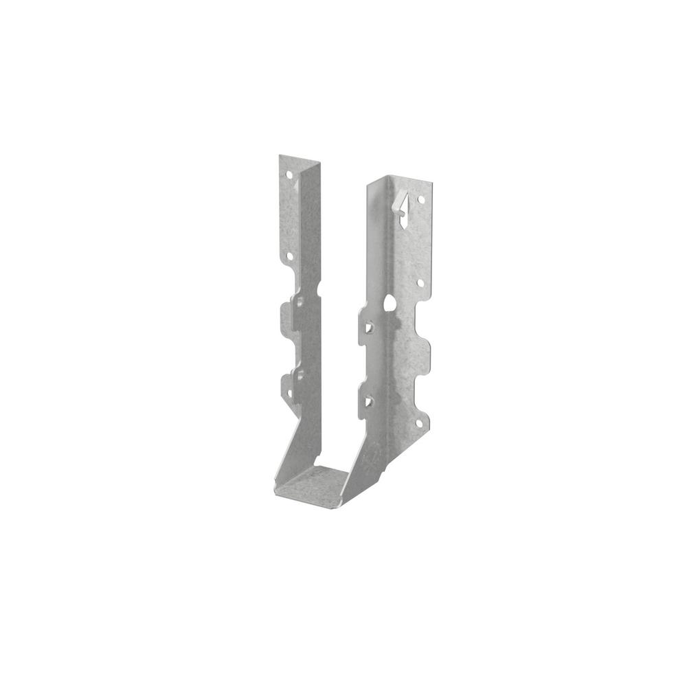 Simpson Strong-Tie Z-MAX 2 in. x 8 in. Galvanized Double Shear Face Mount Joist Hanger