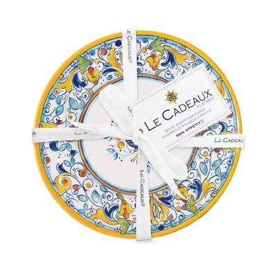 Florence Appetizer Plates (Set of 4)