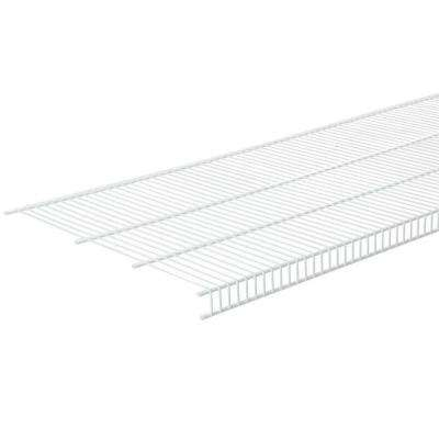 Close Mesh 72 in. x 16 in. Ventilated Wire Shelf