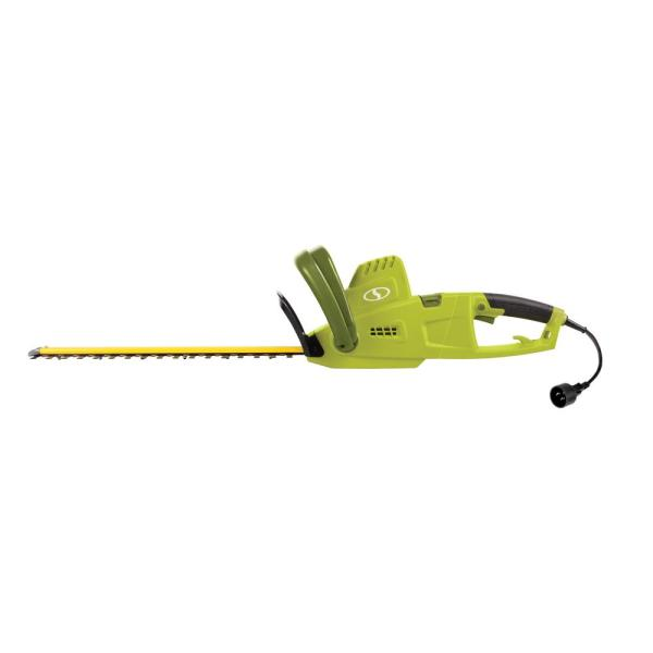 Multi-Angle 19 in. 4.5 Amp Telescoping Convertible Electric Pole Hedge Trimmer