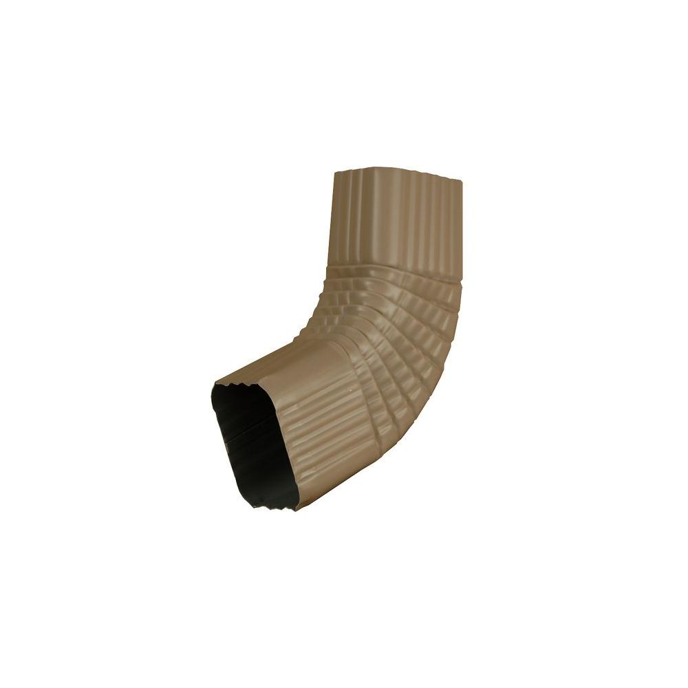 Home Depot Gutter Pebble Stone Clay