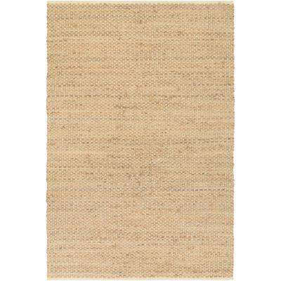 Ivory Couristan 72590343020030T Natures Elements Ray Machine Made Area Rug 2 x 3