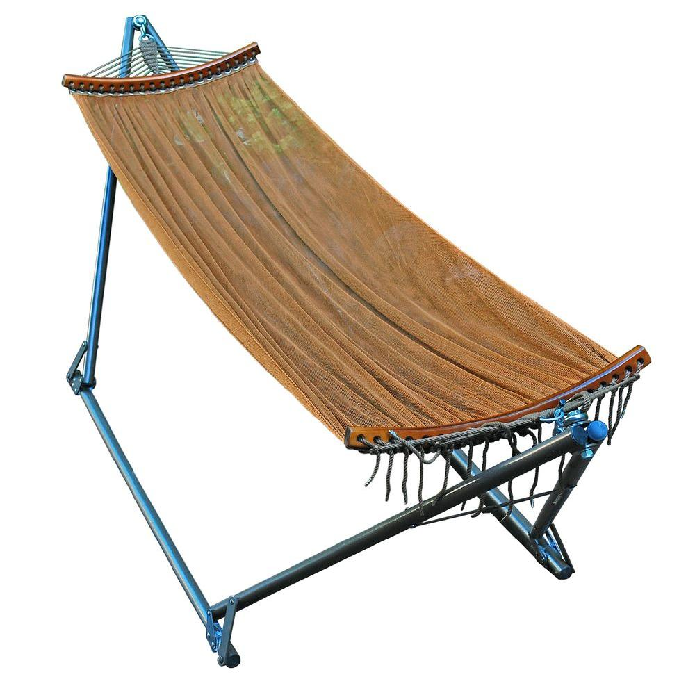 foldable collapsable hammock stand id