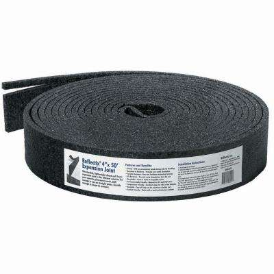 4 in. x 50 ft. Expansion Joint for Concrete