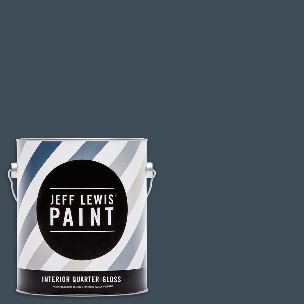 Jeff Lewis 1 gal. #318 Deep Sea Diver Eggshell Interior Paint