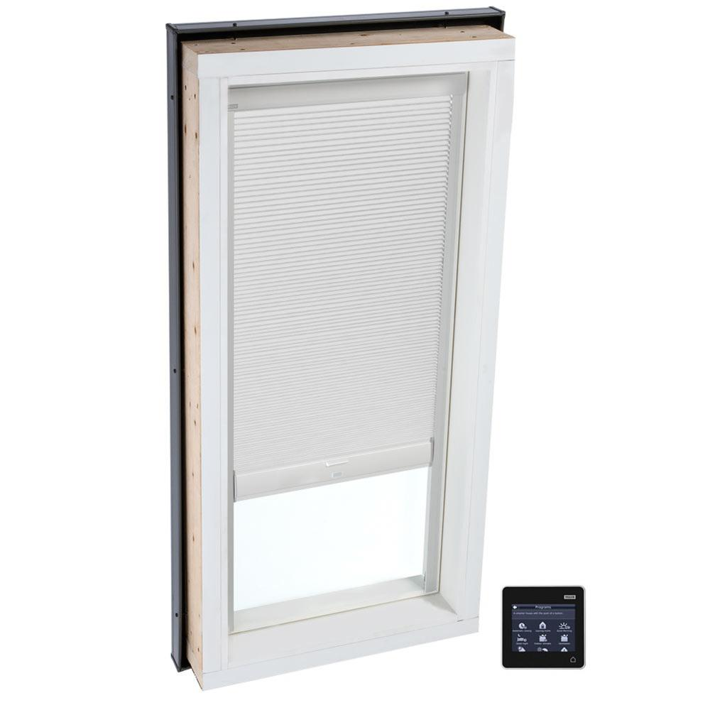 22-1/2 in. x 46-1/2 in. Fixed Curb-Mount Skylight with Laminated Low-E3