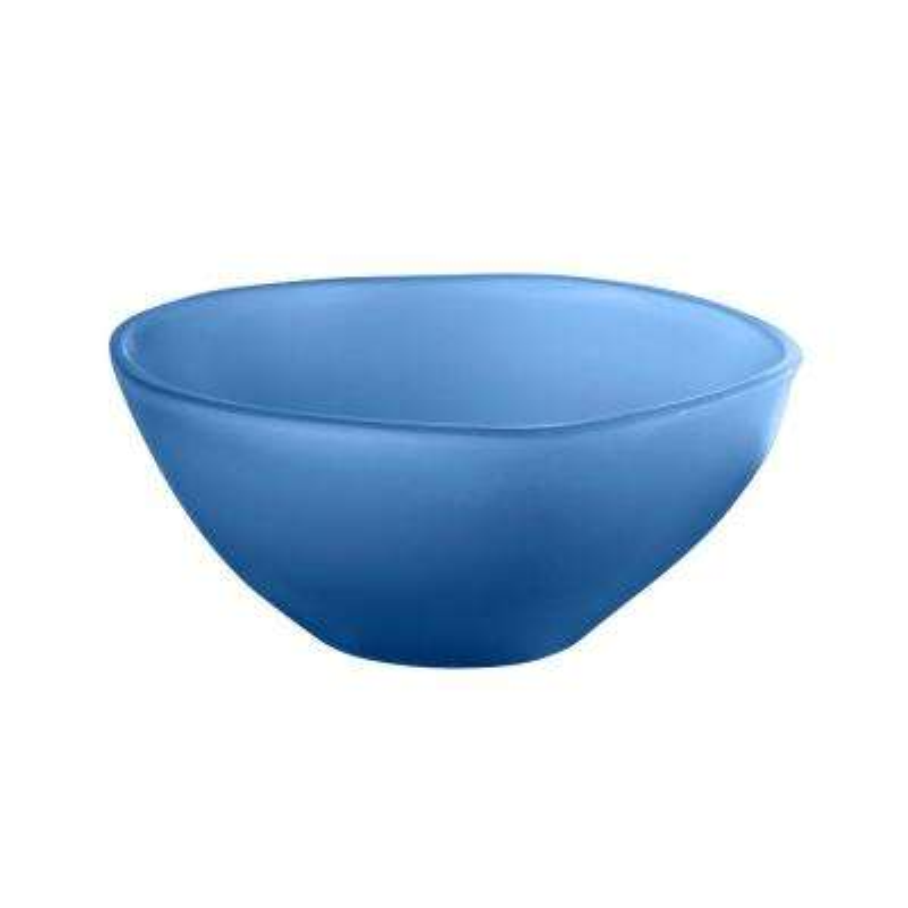 Navy Sea Glass Bowl (Set of 6)