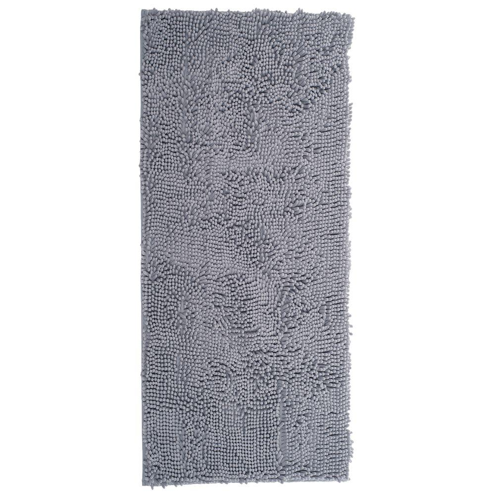 Grey 2 ft. 6 in. x 5 ft. Accent Rug