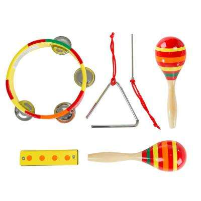 Kids Percussion Musical Instrument Toy Set