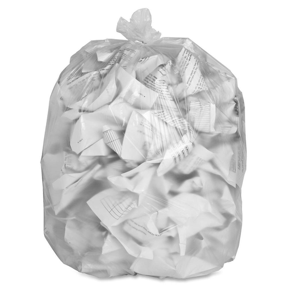 Trash Duty For Students With Special >> Webster Ultra Plus 33 Gal Trash Can Liners 100 Per Carton