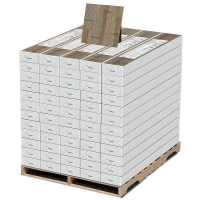 Zorion 8 mm Thick x 7-11/16 in. Wide x 47-7/8 in. Length Laminate Flooring (1224 sq. ft. / pallet)