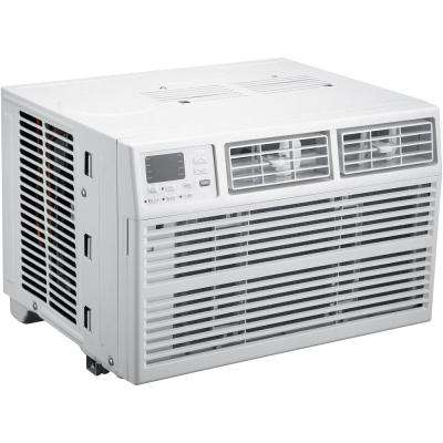 ENERGY STAR 10,000 BTU Window Air Conditioner with Remote
