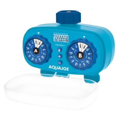 2-Zone Customizable Electronic Water Timer