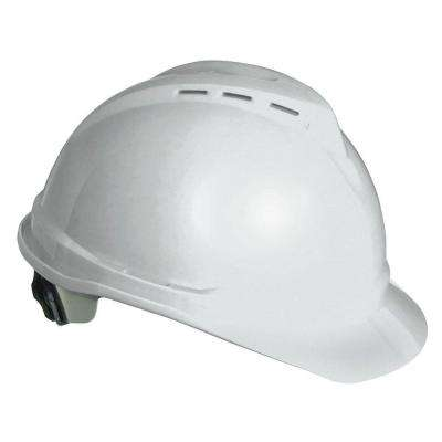 Advance Hard Cap, White