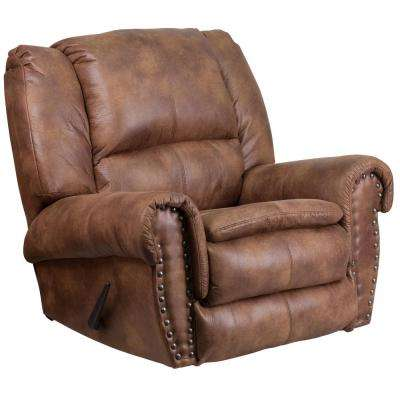 Contemporary ...  sc 1 st  The Home Depot & Recliner - Chairs - Living Room Furniture - The Home Depot islam-shia.org