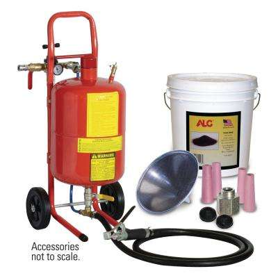5 Gal. Pressure Blaster with Starter Kit