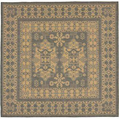 Oriental - Square - Outdoor Rugs - Rugs - The Home Depot