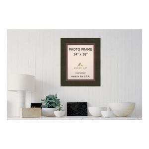 Amanti Art Milano 14 inch x 18 inch Bronze Picture Frame by Amanti Art