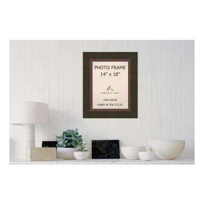 Milano 14 in. x 18 in. Bronze Picture Frame