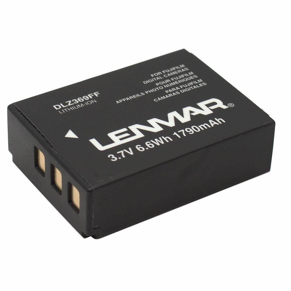 Lenmar Lithium-Ion 1790mAh/3.7-Volt Digital Camera Replacement Battery