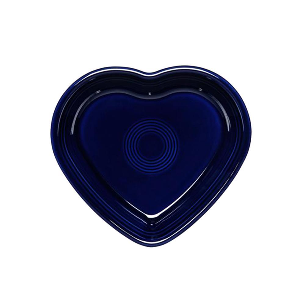 17 oz. Cobalt Blue Medium Heart Bowl
