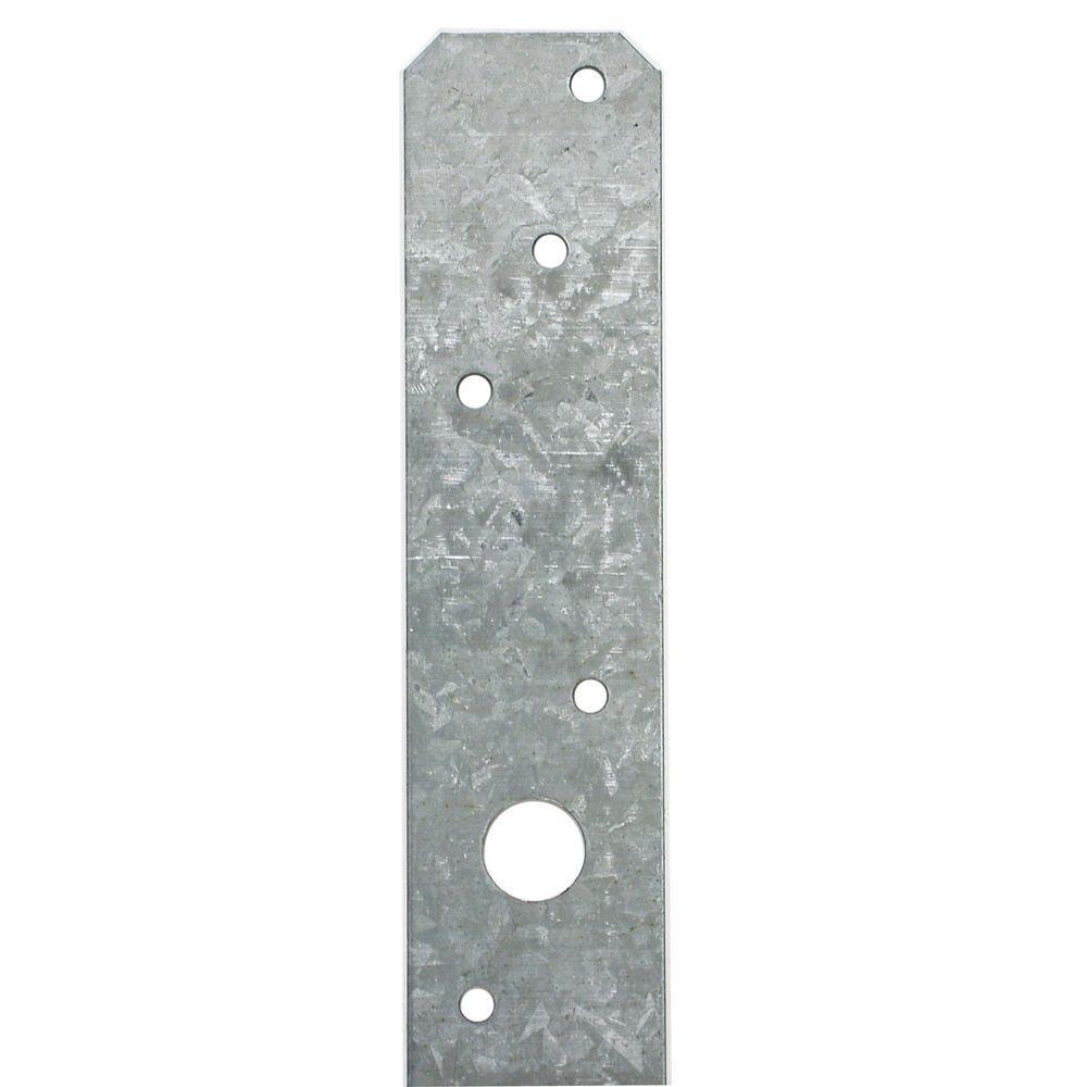 Simpson Strong-Tie LSTA 1-1/4 in. x 21 in. 20-Gauge Galvanized Strap Tie