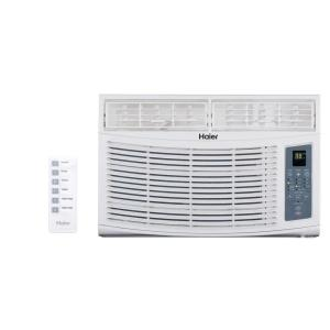 Haier 8,000 BTU Window Air Conditioner with Remote-HWR08XCR - The Home on