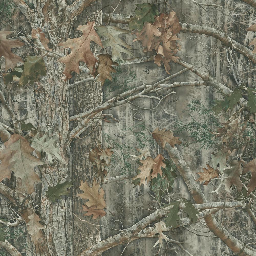 Camouflage Wallpapers: York Wallcoverings Kanati (Camo) Wallpaper-LG1465