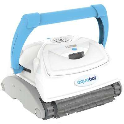 Aquabot Breeze IQ Wall-Climbing Automatic In-Ground Robotic Brush Pool Vacuum Cleaner