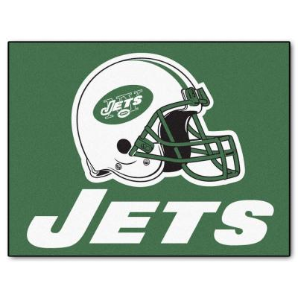 New York Jets 3 ft. x 4 ft. All-Star Rug