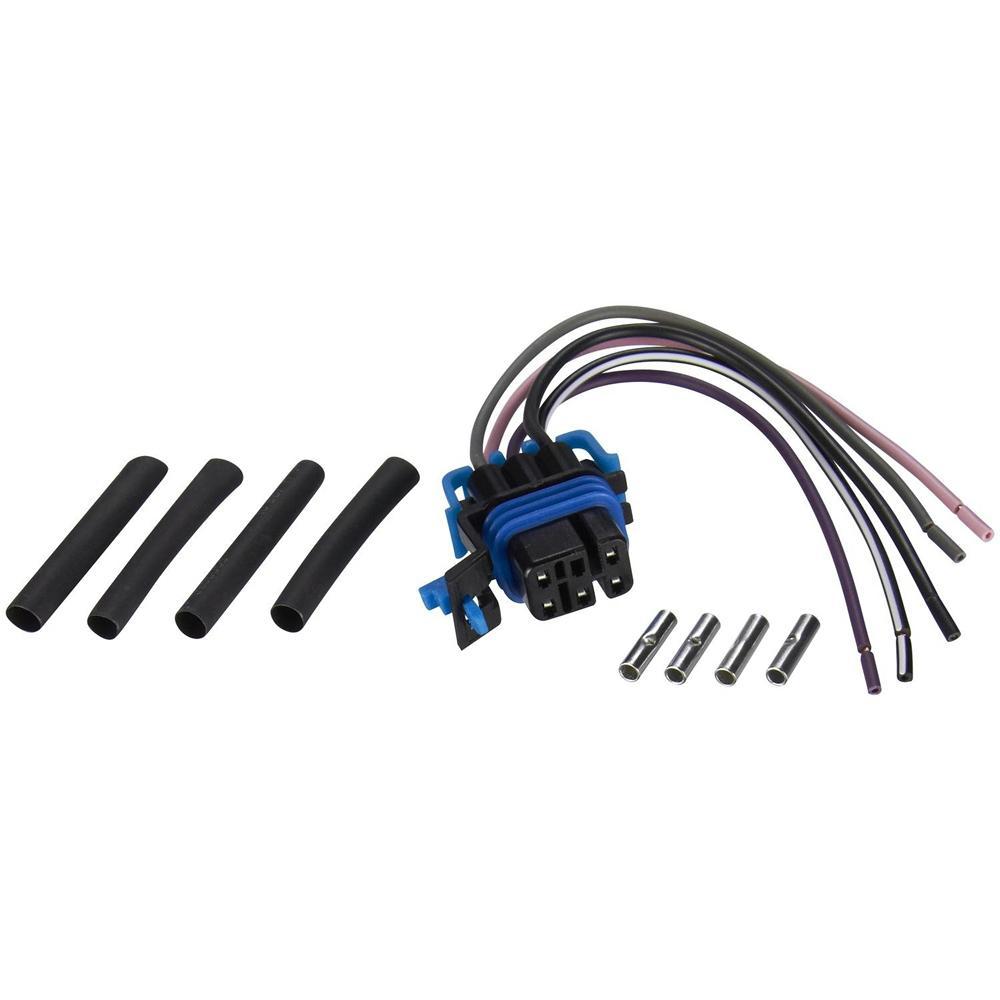 fuel pump wire harness spectra premium fuel pump wiring harness fpw4 the home depot fuel pump wiring harness color spectra premium fuel pump wiring