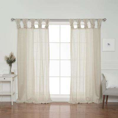Tab Top - Curtains & Ds - Window Treatments - The Home Depot Red Tab Top Kitchen Curtain Ideas on tab top curtains with valance, cheap curtain ideas, kitchen window treatment ideas,