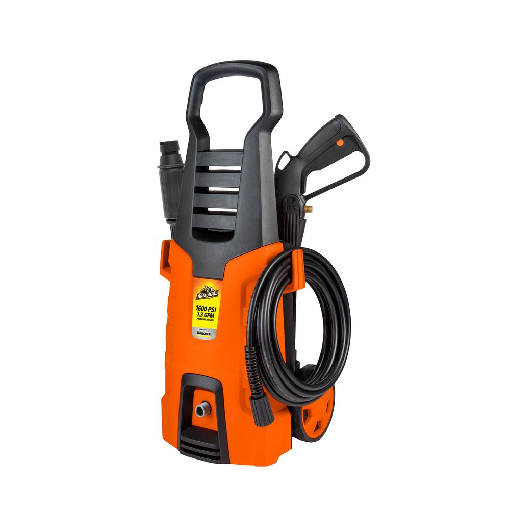 Armor All 1600-PSI 1.3-GPM Electric Pressure Washer