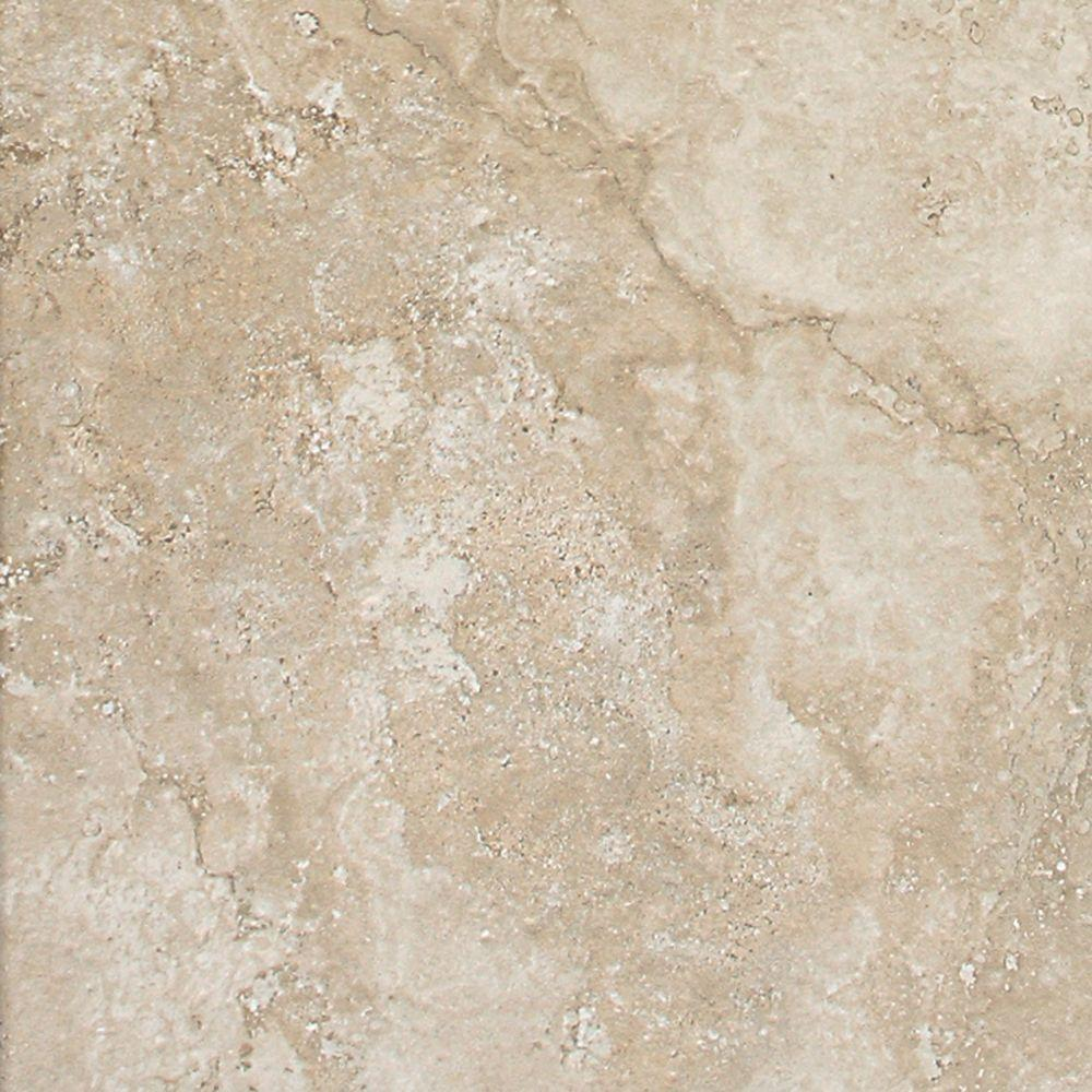 Daltile Del Monoco Carmina Beige 20 in. x 20 in. Glazed Porcelain Floor and Wall Tile (16.56 sq. ft. / case)