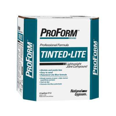 4.5 Gal. Lite Tint Premixed Joint Compound (Carton)